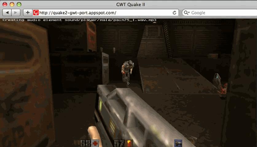图11-1 Quake Ⅱ