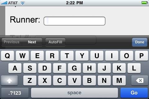 图7-1 类型为text时代屏幕键盘