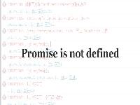IE 浏览器报 Promise 未定义错误