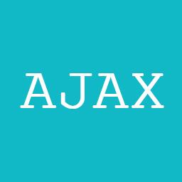 AJAX 基础教程