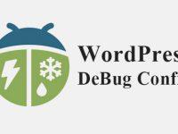 WordPress 中的 Debug 调试模式和参数配置