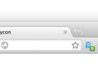 Tinycon 浏览器的网站图标上显示冒泡的数字