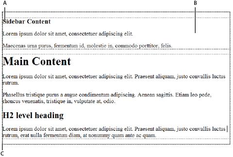 在 Dreamweaver 中如何使用 CSS 设计页面和内容