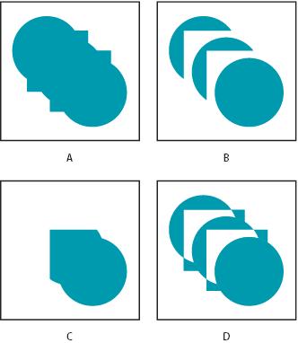 After Effects 中形状图层的形状属性、绘画操作和路径操作