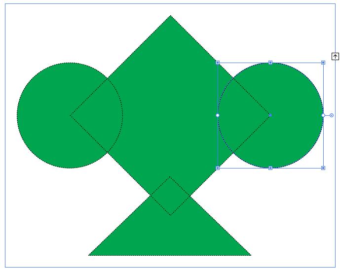 使用 Illustrator 中的 Shaper 和形状生成器工具构建新的形状