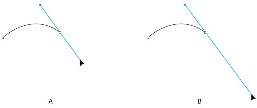 如何在 Illustrator 中使用钢笔、曲率或铅笔工具进行绘制