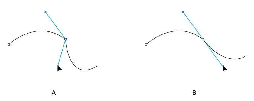 如何在 Illustrator 中编辑路径和改变路径形状