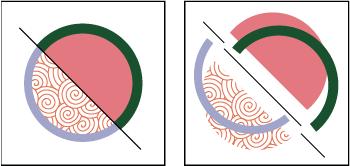 如何在 Illustrator 中创建和使用实时上色组
