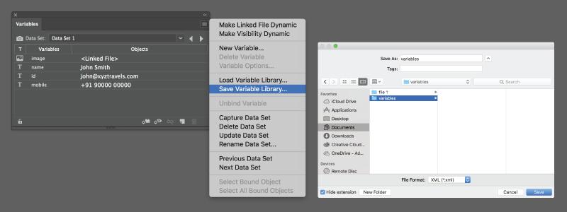 在 Illustrator 中通过模板和变量合并数据以创建数据驱动图形