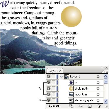 如何在 Illustrator 中创建文本