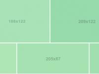 Holder.js 基于 SVG 的浏览器占位图插件