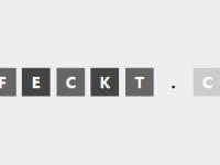 Effeckt.css 高性能的过渡和动画库