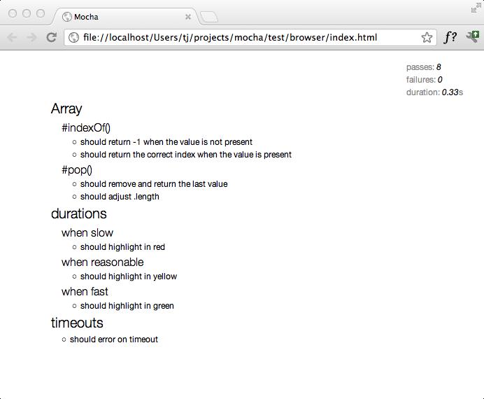 HTML测试记者